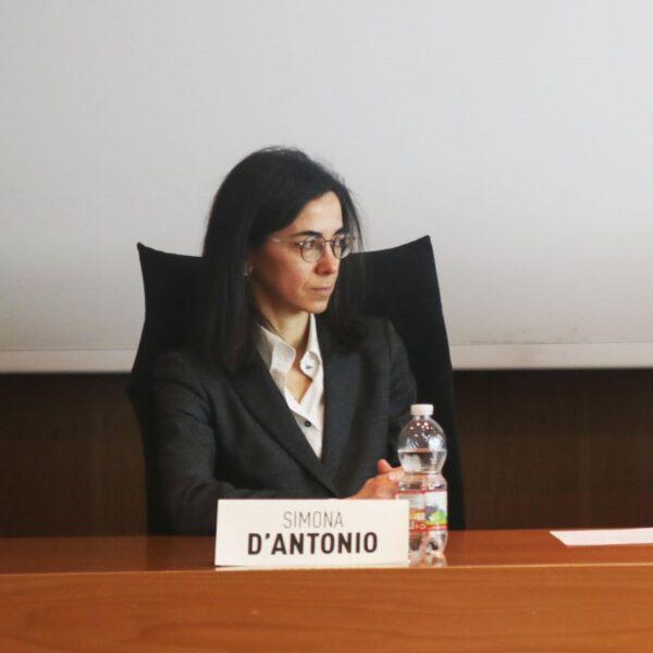 Simona D'Antonio